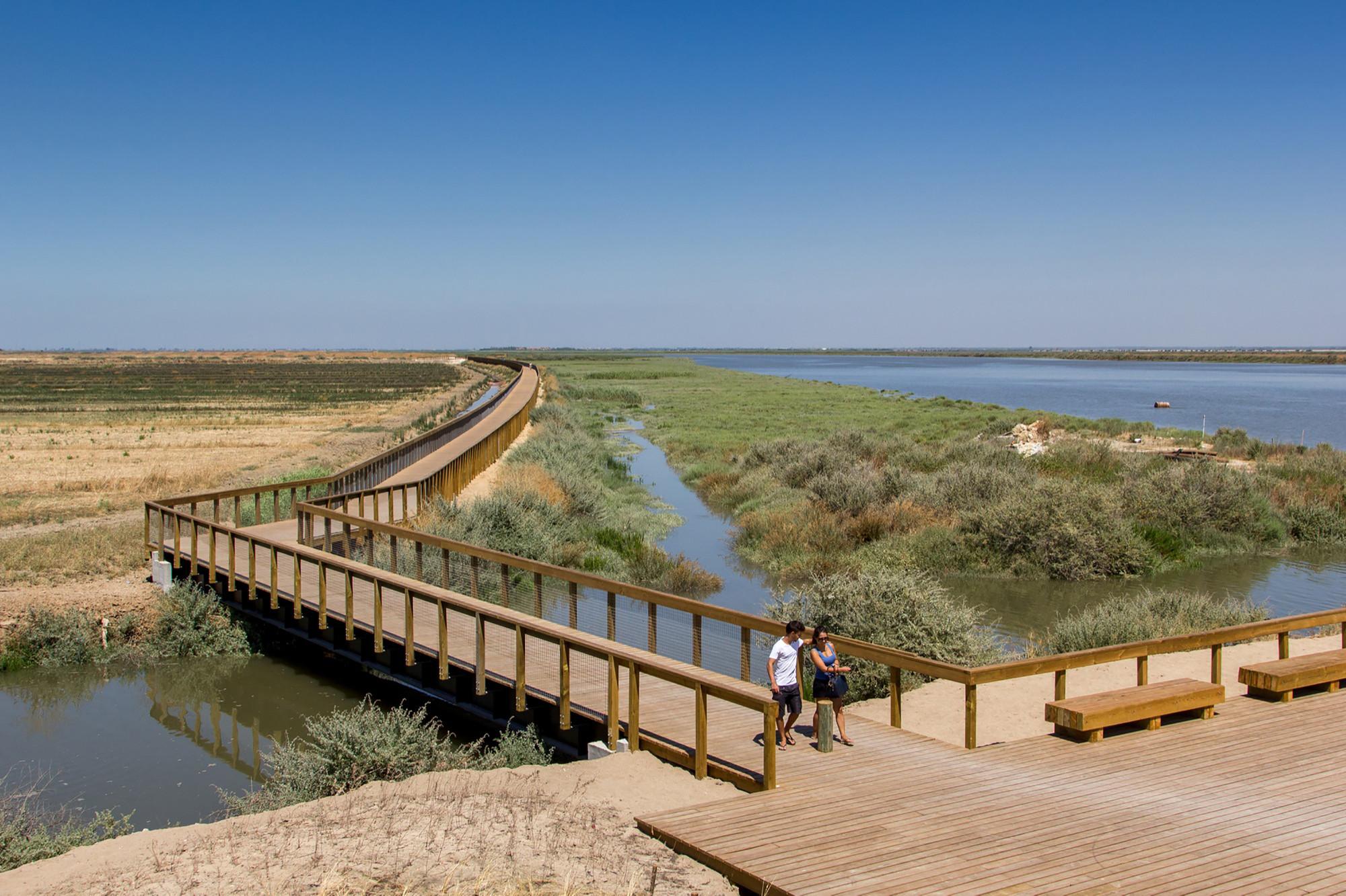 Parque Linear Estuario Tejo
